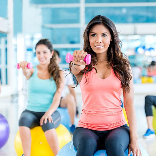 Cours de fitness à Molsheim